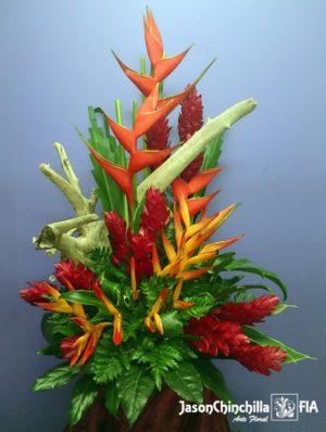 Flores para evento