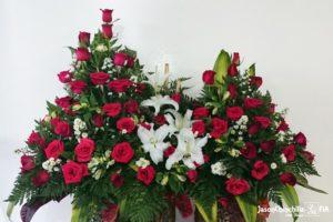Arreglo rosas grande