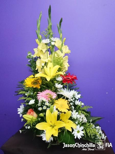 Flores variadas
