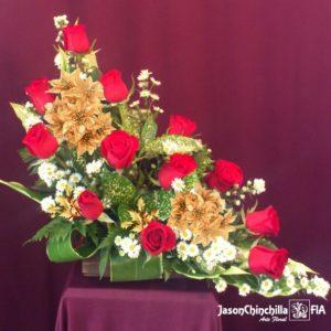 baul rosas