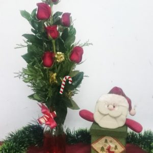 ramo navideño