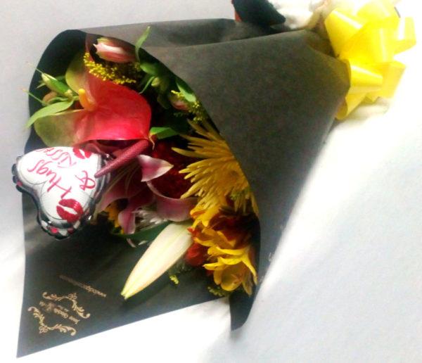Flores para graduacion