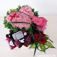 Flores y perlas